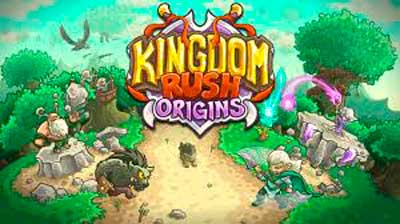 Хак для Kingdom Rush Origins на андроид
