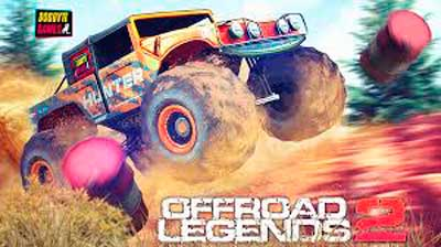 Взлом для Offroad Legends 2 на android